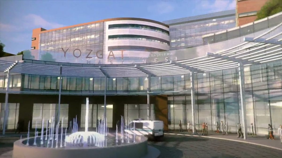 Yozgat Integrated and Research Hospital
